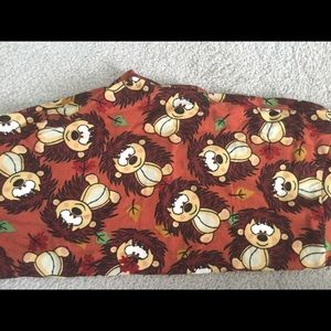 LuLaRoe OS Hedgehog leggings. Unicorn Alert